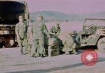 Image of Four US security policemen Phu Cat Vietnam, 1968, second 11 stock footage video 65675025464