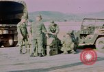 Image of Four US security policemen Phu Cat Vietnam, 1968, second 12 stock footage video 65675025464