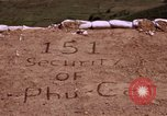 Image of Red Cross servers Christmas dinner Phu Cat Vietnam, 1968, second 2 stock footage video 65675025466