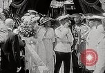 Image of Czar Nicholas ll and Alexandra Russia, 1910, second 2 stock footage video 65675025491