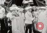 Image of Czar Nicholas ll and Alexandra Russia, 1910, second 3 stock footage video 65675025491