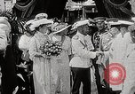 Image of Czar Nicholas ll and Alexandra Russia, 1910, second 4 stock footage video 65675025491