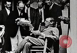 Image of President Woodrow Wilson Washington DC USA, 1915, second 6 stock footage video 65675025493