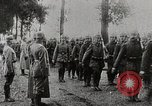 Image of German infantry maneuvers World War I Europe, 1915, second 1 stock footage video 65675025495