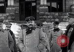 Image of Marshal Paul Von Hindenburg Germany, 1916, second 4 stock footage video 65675025506