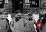 Image of Marshal Paul Von Hindenburg Germany, 1916, second 6 stock footage video 65675025506