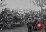 Image of German forces advance  at outbreak of World War I Belgium, 1914, second 2 stock footage video 65675025507
