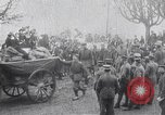 Image of German forces advance  at outbreak of World War I Belgium, 1914, second 3 stock footage video 65675025507