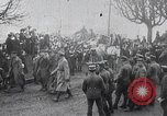 Image of German forces advance  at outbreak of World War I Belgium, 1914, second 6 stock footage video 65675025507