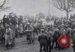 Image of German forces advance  at outbreak of World War I Belgium, 1914, second 7 stock footage video 65675025507