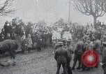 Image of German forces advance  at outbreak of World War I Belgium, 1914, second 9 stock footage video 65675025507