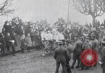 Image of German forces advance  at outbreak of World War I Belgium, 1914, second 10 stock footage video 65675025507