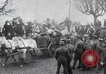 Image of German forces advance  at outbreak of World War I Belgium, 1914, second 12 stock footage video 65675025507