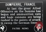 Image of Allied forces Somme offensive Dompierre France, 1916, second 1 stock footage video 65675025510