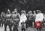 Image of Kaiser Wilhelm II in World War I Germany, 1916, second 6 stock footage video 65675025511