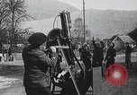 Image of French gunners operate an anti-aircraft machine gun France, 1916, second 6 stock footage video 65675025514
