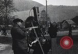 Image of French gunners operate an anti-aircraft machine gun France, 1916, second 12 stock footage video 65675025514