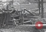Image of German 38 cm SK L-45 Langer Max heavy siege gun France, 1917, second 9 stock footage video 65675025518