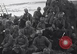 Image of Russian troops and Turkish prisoners in World War I Turkey, 1916, second 8 stock footage video 65675025519