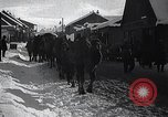 Image of Russian Army moving supplies by camel Russia, 1916, second 6 stock footage video 65675025520