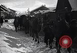 Image of Russian Army moving supplies by camel Russia, 1916, second 9 stock footage video 65675025520