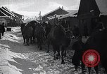 Image of Russian Army moving supplies by camel Russia, 1916, second 10 stock footage video 65675025520