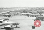 Image of Airplanes at Air show Tokyo Japan, 1953, second 5 stock footage video 65675025532