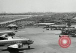 Image of Airplanes at Air show Tokyo Japan, 1953, second 7 stock footage video 65675025532