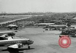 Image of Airplanes at Air show Tokyo Japan, 1953, second 9 stock footage video 65675025532
