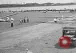 Image of Gliders at air show Tokyo Japan, 1953, second 1 stock footage video 65675025533