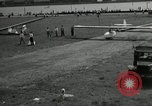 Image of Gliders at air show Tokyo Japan, 1953, second 2 stock footage video 65675025533