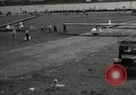 Image of Gliders at air show Tokyo Japan, 1953, second 3 stock footage video 65675025533