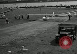 Image of Gliders at air show Tokyo Japan, 1953, second 4 stock footage video 65675025533