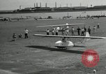 Image of Gliders at air show Tokyo Japan, 1953, second 8 stock footage video 65675025533