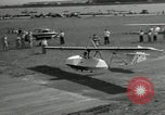 Image of Gliders at air show Tokyo Japan, 1953, second 9 stock footage video 65675025533