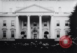 Image of Various American presidents in the White House Washington DC USA, 1960, second 1 stock footage video 65675025541