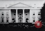 Image of Various American presidents in the White House Washington DC USA, 1960, second 2 stock footage video 65675025541