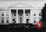 Image of Various American presidents in the White House Washington DC USA, 1960, second 4 stock footage video 65675025541