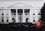 Image of Various American presidents in the White House Washington DC USA, 1960, second 5 stock footage video 65675025541
