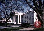 Image of Furnishings of the White House late 1950s Washington DC USA, 1960, second 3 stock footage video 65675025542