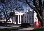 Image of Furnishings of the White House late 1950s Washington DC USA, 1960, second 8 stock footage video 65675025542