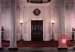 Image of Furnishings of the White House late 1950s Washington DC USA, 1960, second 12 stock footage video 65675025542