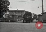 Image of U.S. Army motor convoy trip to San Francisco Washington DC USA, 1919, second 3 stock footage video 65675025544