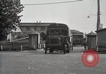 Image of U.S. Army motor convoy trip to San Francisco Washington DC USA, 1919, second 5 stock footage video 65675025544