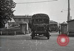 Image of U.S. Army motor convoy trip to San Francisco Washington DC USA, 1919, second 6 stock footage video 65675025544