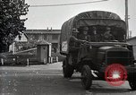 Image of U.S. Army motor convoy trip to San Francisco Washington DC USA, 1919, second 8 stock footage video 65675025544