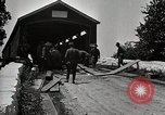 Image of U.S. Army Motor Transport convoy Chambersburg Pennsylvania USA, 1919, second 3 stock footage video 65675025545