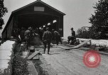 Image of U.S. Army Motor Transport convoy Chambersburg Pennsylvania USA, 1919, second 6 stock footage video 65675025545