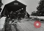 Image of U.S. Army Motor Transport convoy Chambersburg Pennsylvania USA, 1919, second 7 stock footage video 65675025545