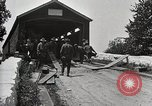 Image of U.S. Army Motor Transport convoy Chambersburg Pennsylvania USA, 1919, second 8 stock footage video 65675025545